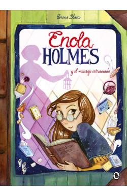 Enola Holmes y el mensaje...