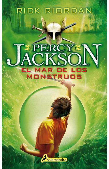El mar de los monstruos (Percy...