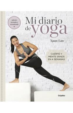Mi diario de yoga (edición...