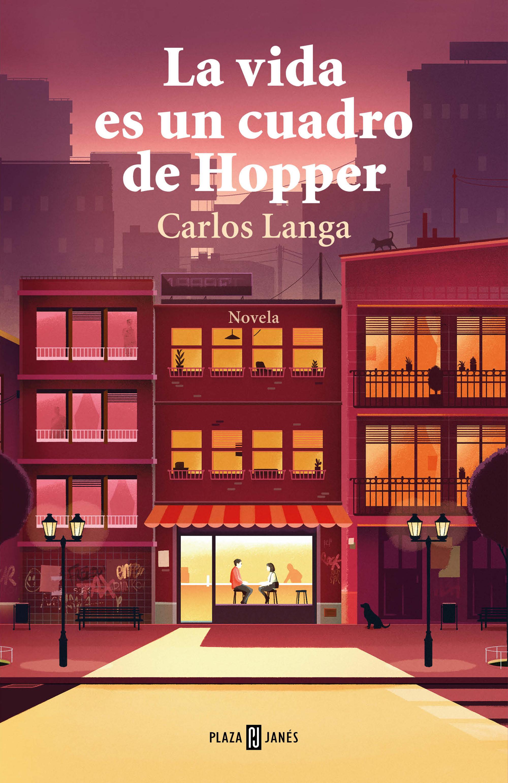 La vida es un cuadro de Hopper