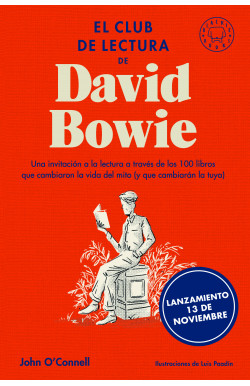El club de lectura de David...