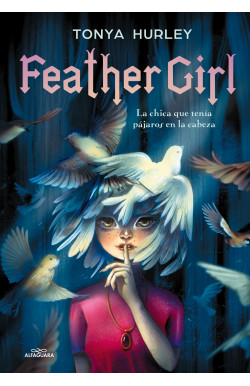 Feather girl