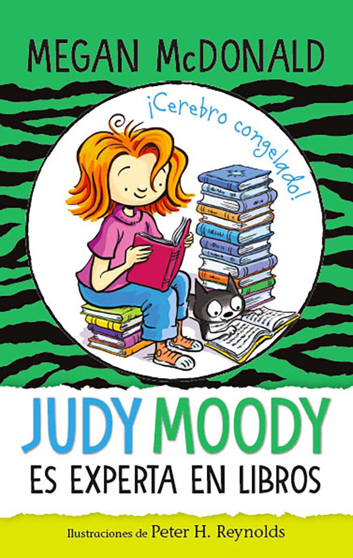 Judy Moody es experta en libros
