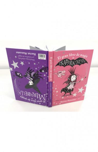 El gran libro de magia de Isadora y...