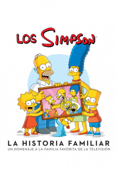 Los Simpson. La historia familiar