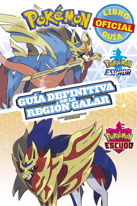 Pokémon guía definitiva de la Región Galar