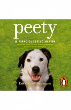Peety, el perro que salvó...