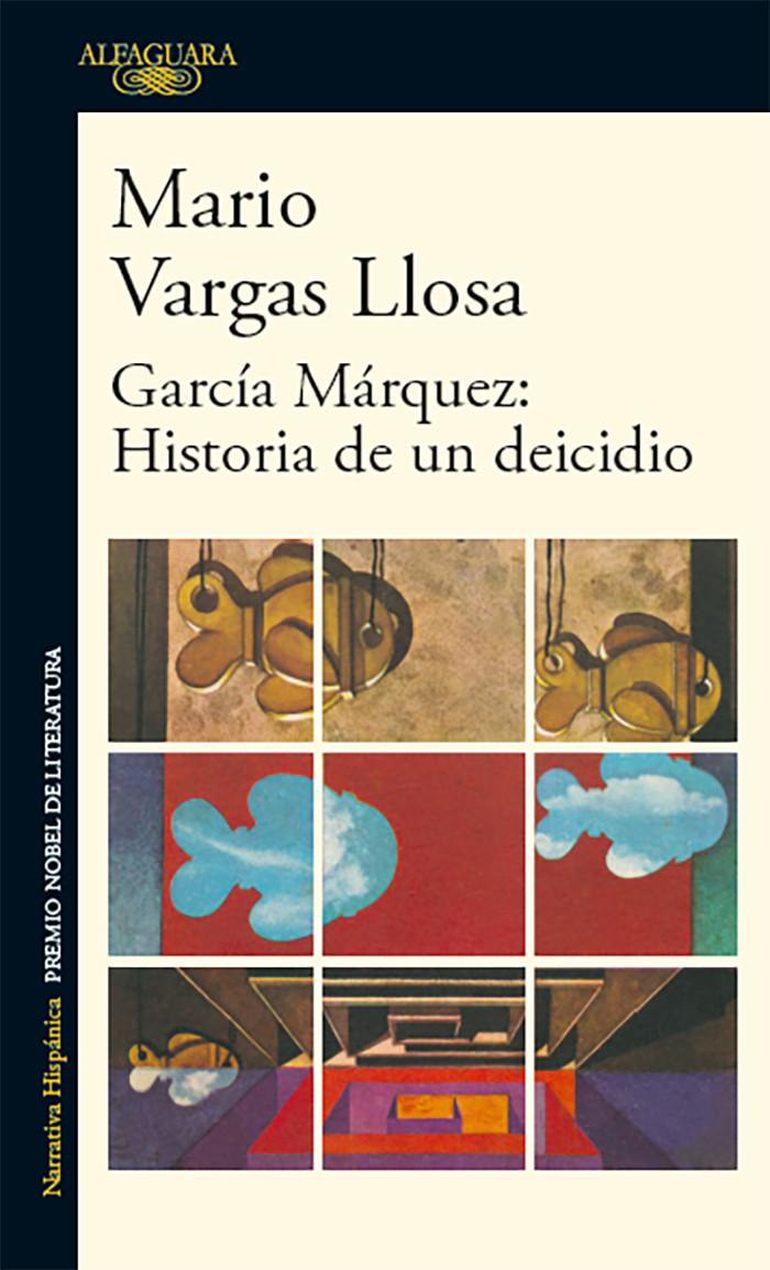 Garcia marquez, historia de un deicidio