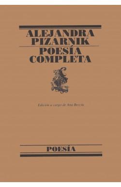 Poesía completa de Alejandra Pizarnik
