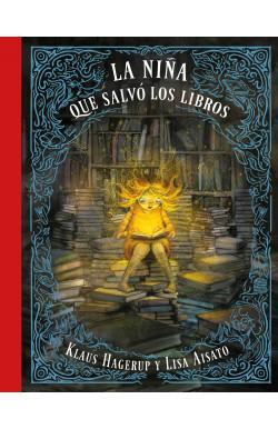 La niña que salvó a los libros