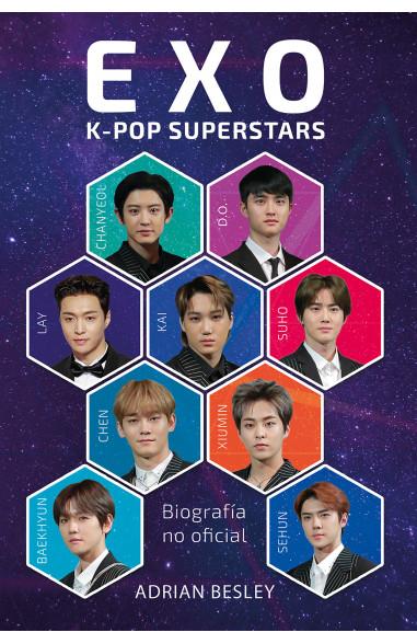 EXO K-Pop Superstars