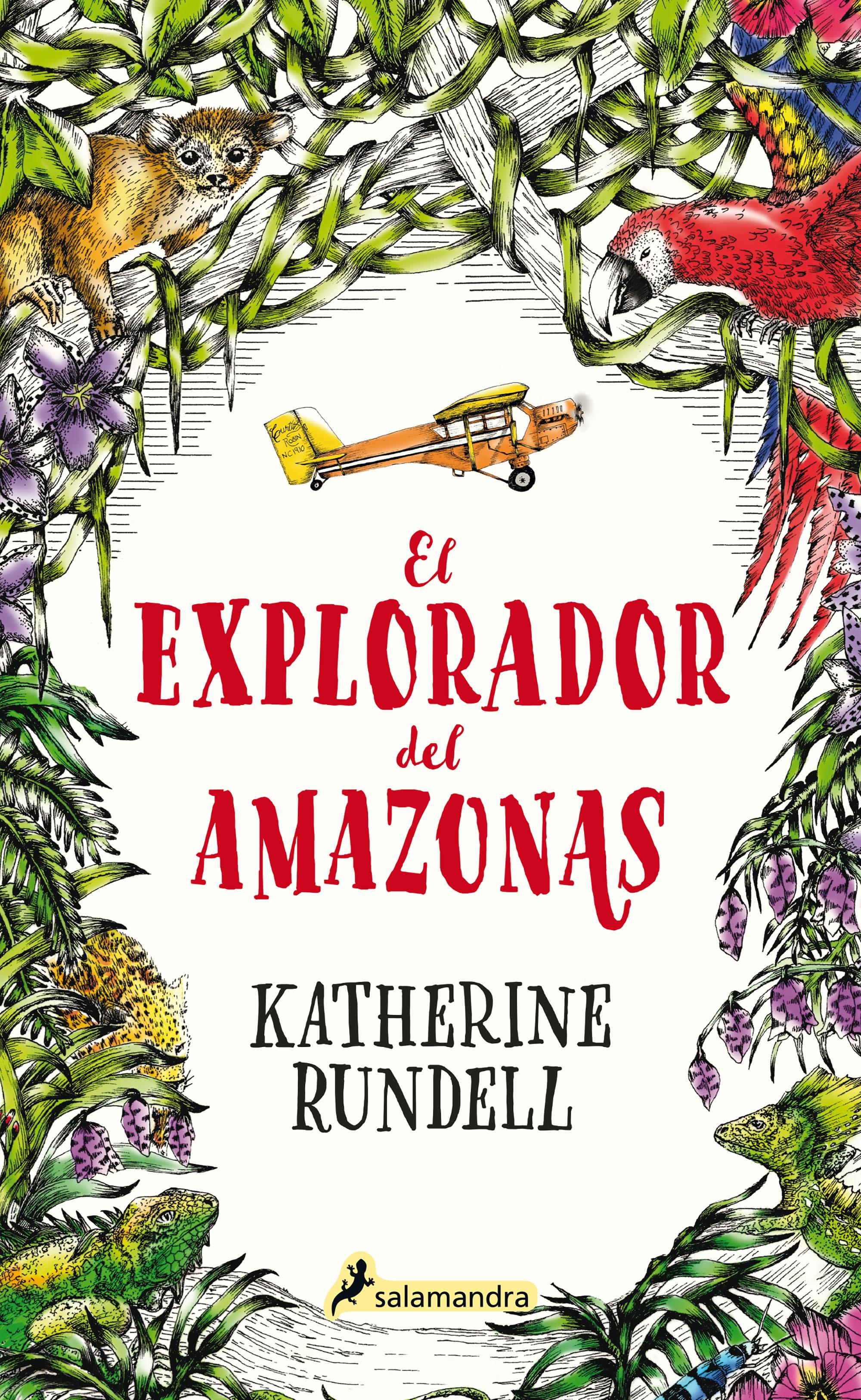 El explorador del Amazonas
