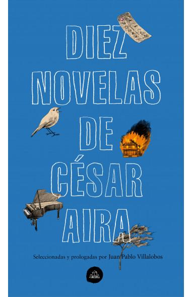 Diez novelas (Mapa de las lenguas)