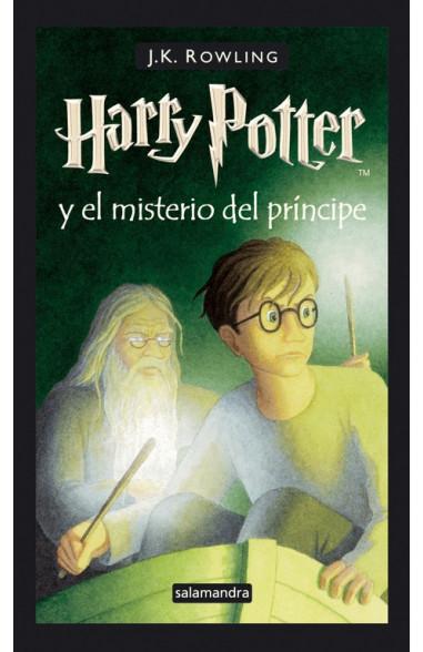 Harry Potter y el misterio del...
