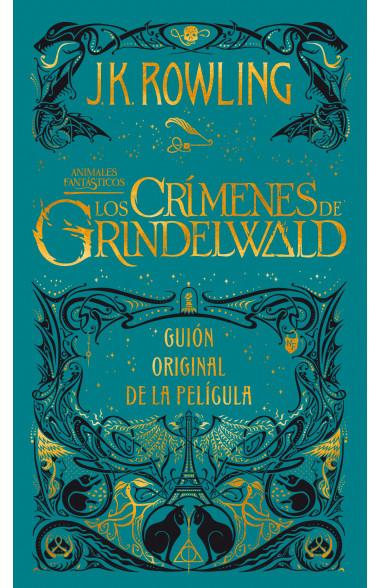 Los crímenes de Grindelwald. Guión...