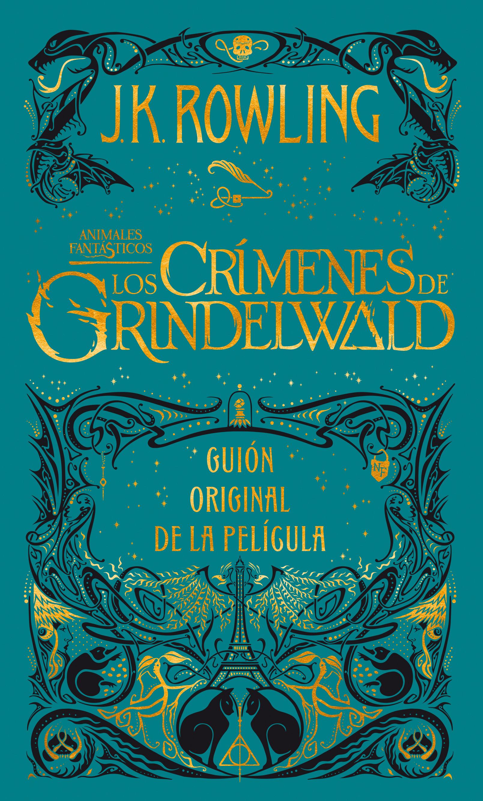 Los crímenes de Grindelwald. Guión original de la película