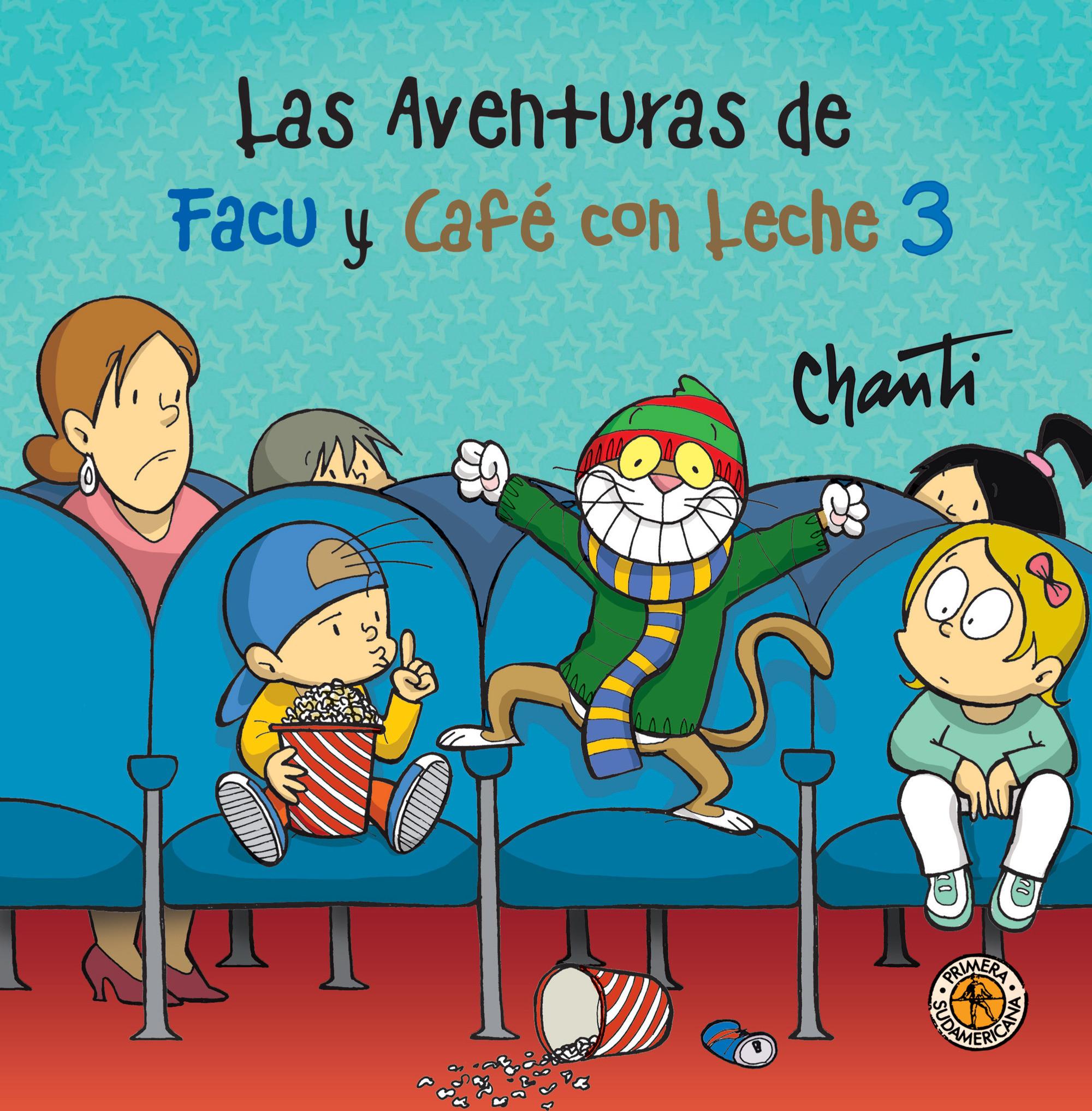 Las aventuras de Facu y Café con Leche 3 (KF8)