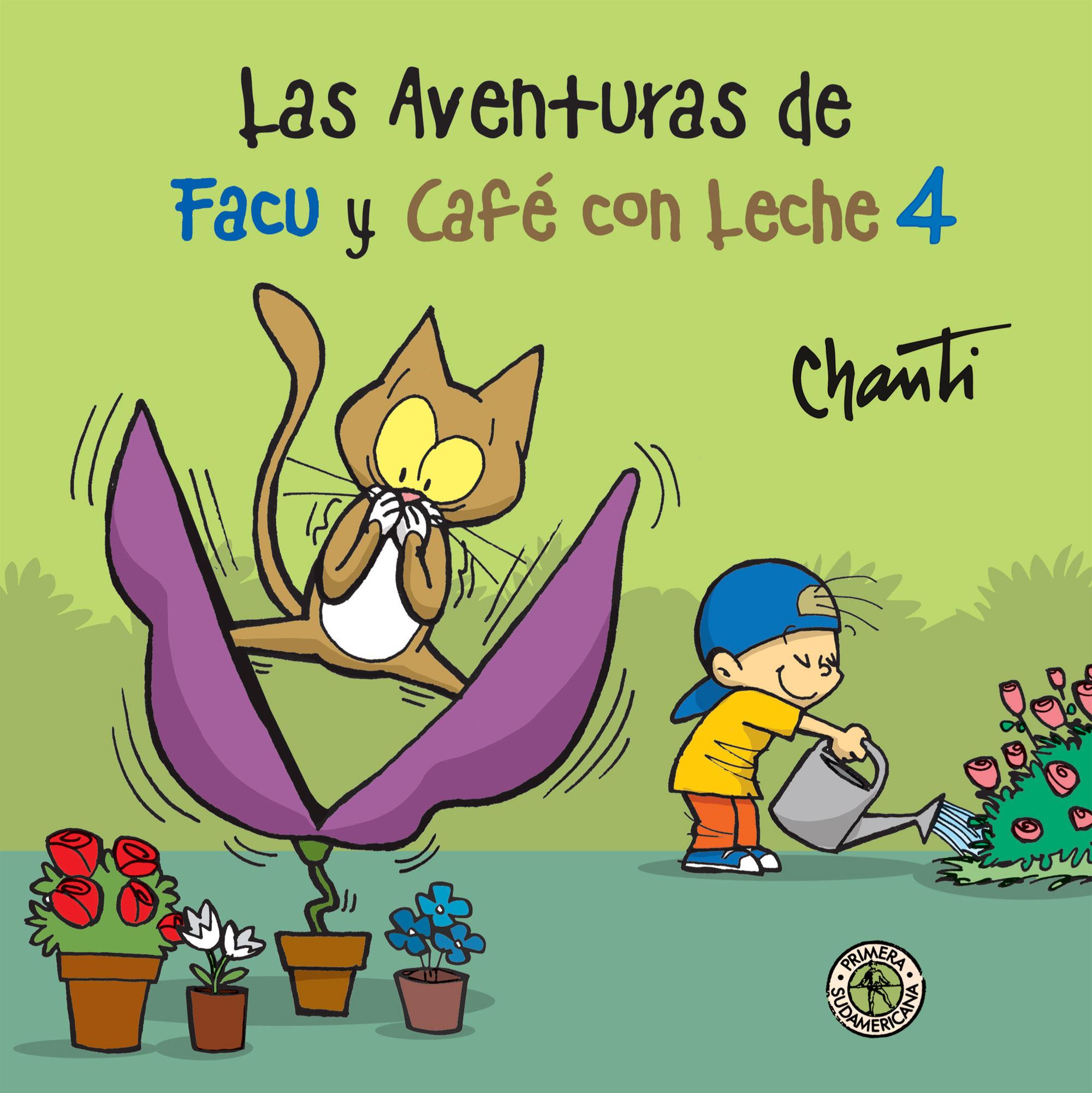 Las aventuras de Facu y Café con Leche 4