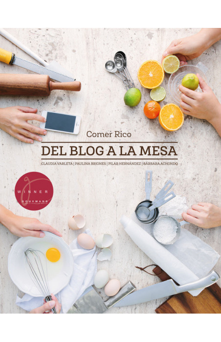 Del blog a la mesa