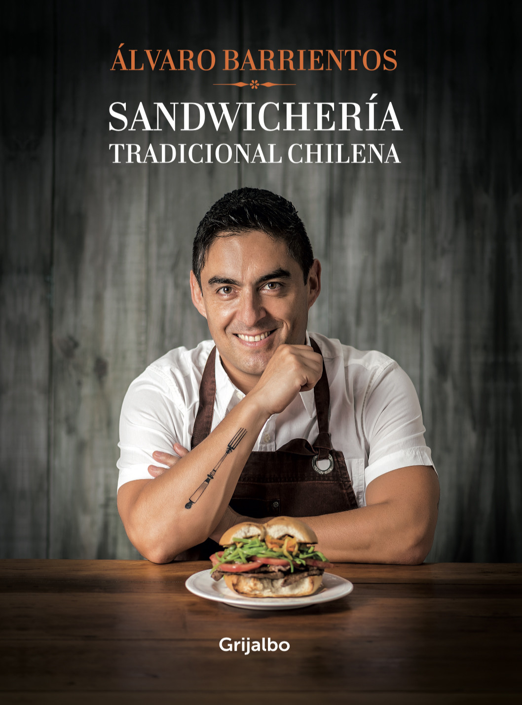 Sandwichería tradicional chilena