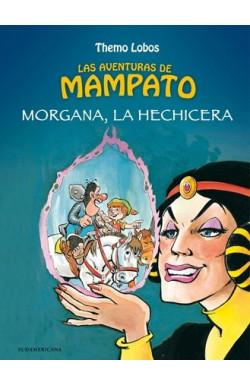Morgana, la hechicera (Mampato 4)