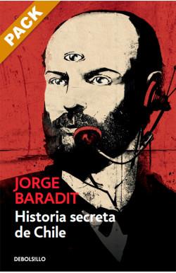 Pack Historia Secreta de Chile