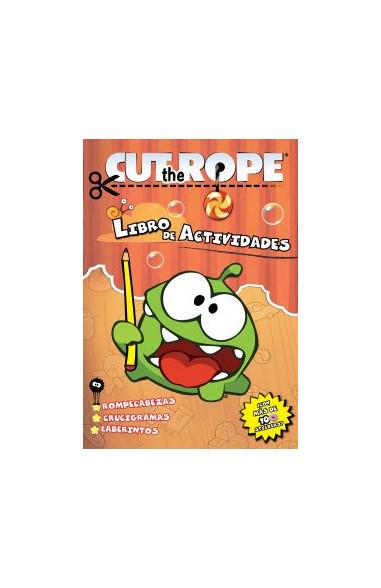 Cut the rope. Libro de actividades
