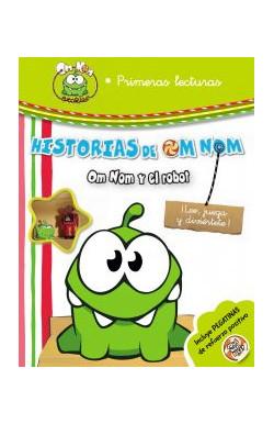 Historias de Om Nom. Om Nom y el robot (Cut the rope)