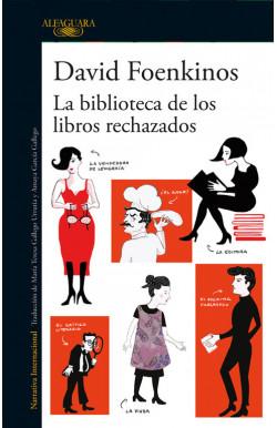 La biblioteca de los libros...