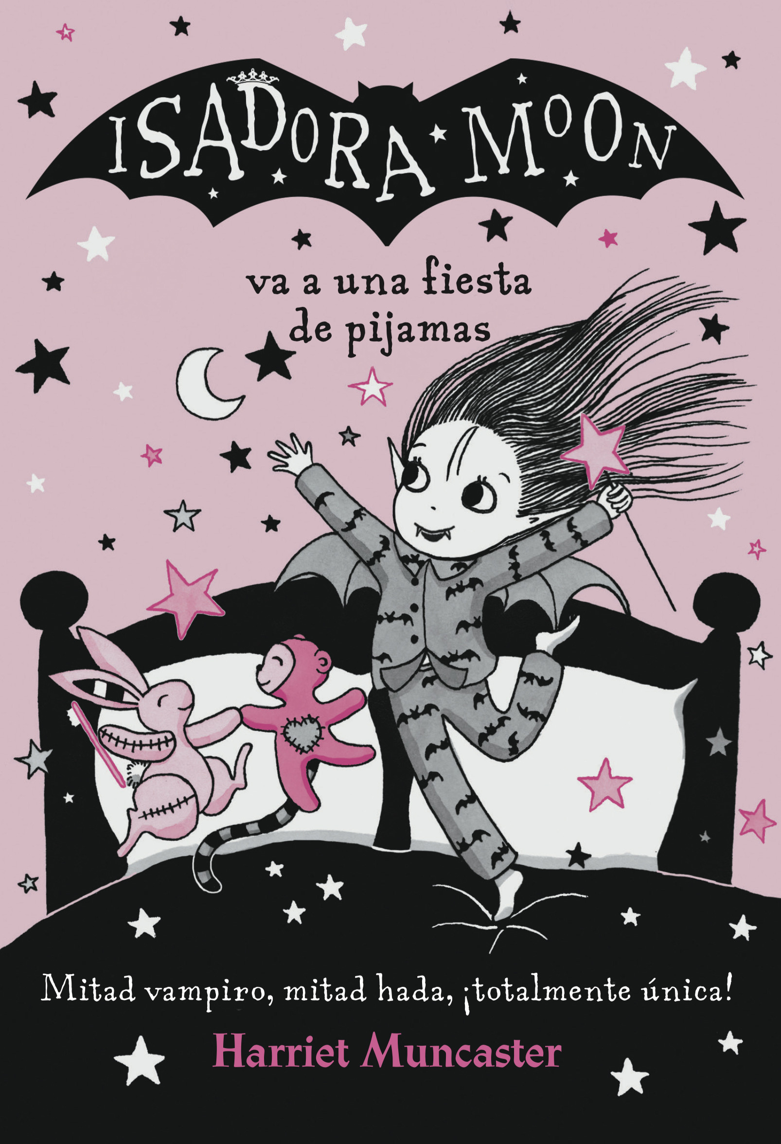 Isadora Moon va a una fiesta de pijamas