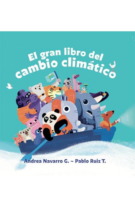 El gran libro del cambio climático
