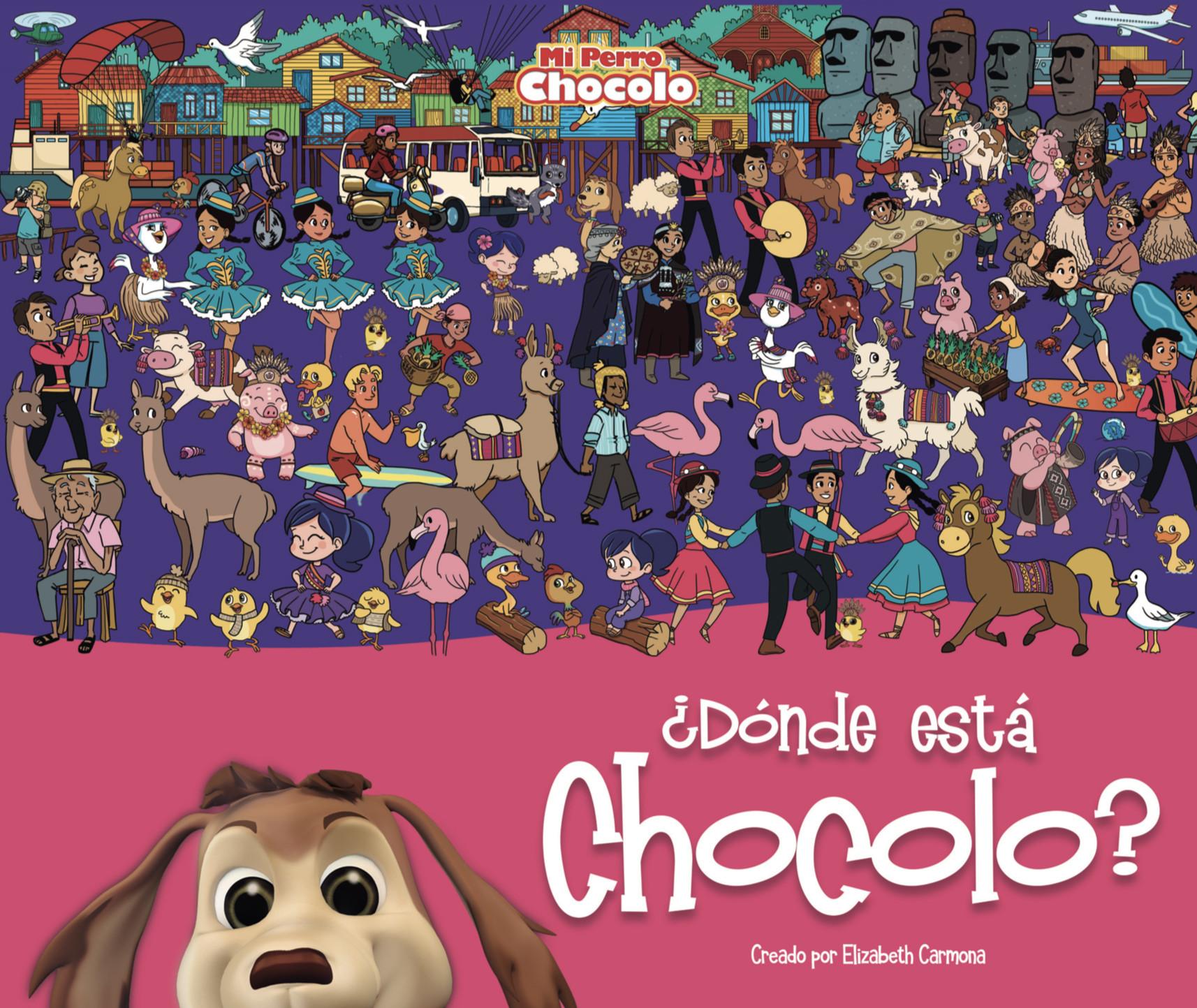 ¿Dónde esta Chocolo?