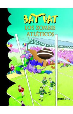 Los zombis atléticos (Bat Pat 11)