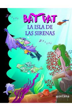 La isla de las sirenas (Bat Pat 12)