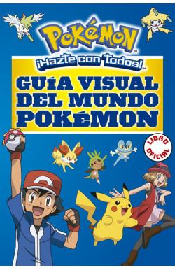 Guía visual del mundo Pokemon