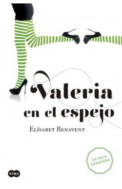 Valeria en el espejo (Saga...