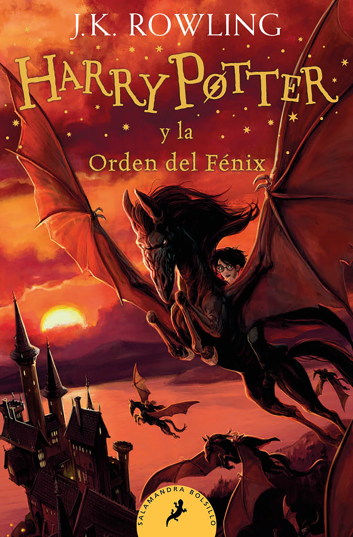 Harry Potter y la Orden del Fénix (Harry Potter 5)