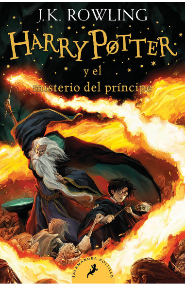 Harry Potter y el misterio del príncipe (Harry Potter 6)