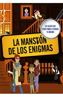 La mansión de los enigmas (Sociedad secreta de superlistos)