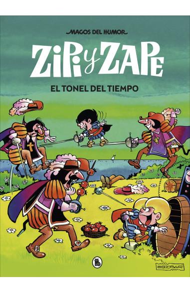 Zipi y Zape. El tonel del tiempo...