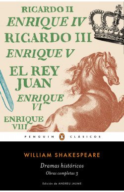 Dramas históricos (Obra completa Shakespeare 3)