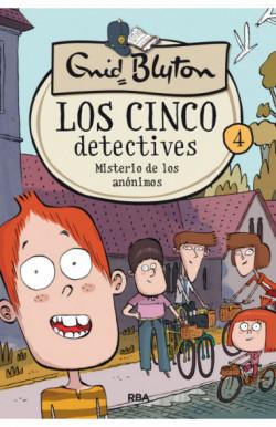 Los cinco detectives 4....