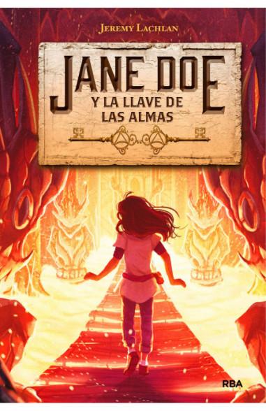 Jane Doe y la llave de las almas...