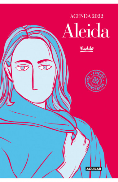Agenda Aleida 2022 (Roja)
