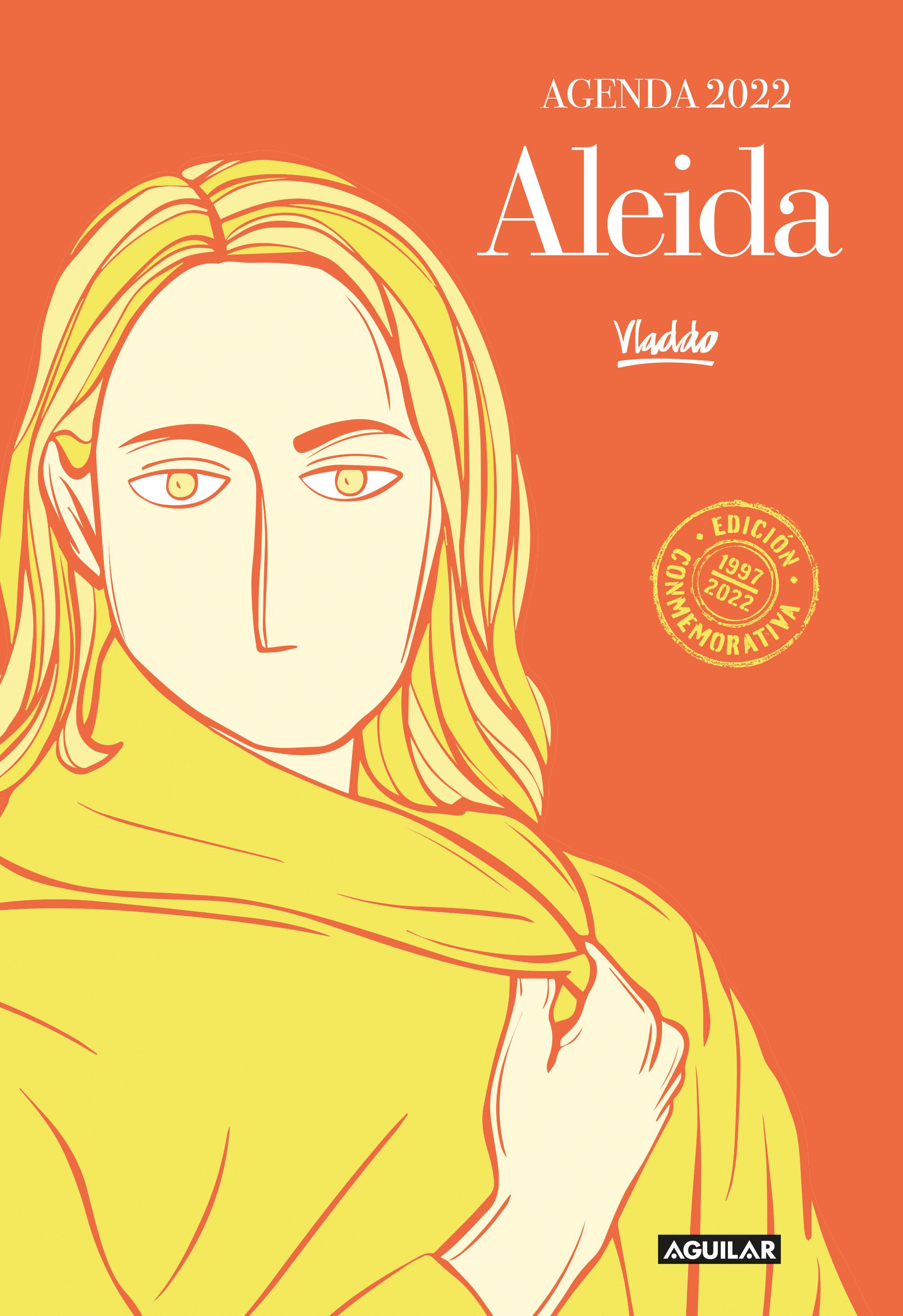 Agenda Aleida 2022 (Naranja)