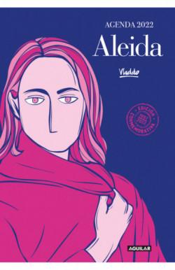 Agenda Aleida 2022 (Azul)