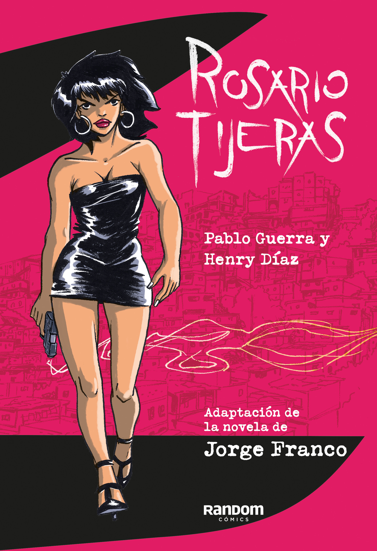 Rosario Tijeras novela grafica