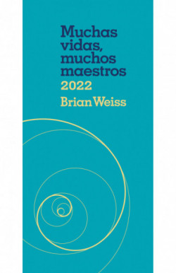 Libro Agenda Muchas vidas, muchos maestros 2022