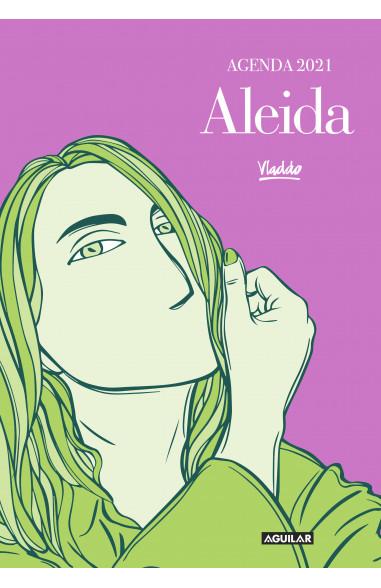 AGENDA ALEIDA 2021 FUCSIA