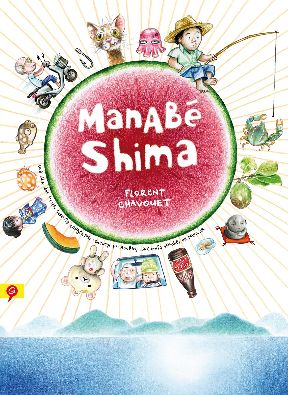 Manabé Shima